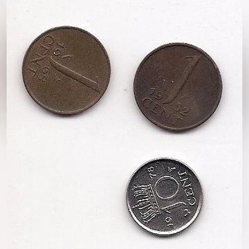 Monety holenderskie