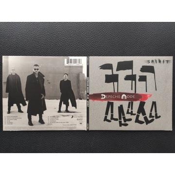 DEPECHE MODE - SPIRIT - CD Album