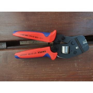 KNIPEX 975308 praska zagniatania tulejek 0,08-10mm