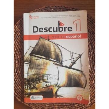 Descubre 1, poziom A1, podręcznik z płytą