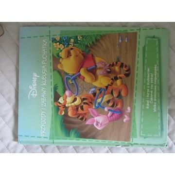 Książka Przygody i zabawy Kubusia Puchatka