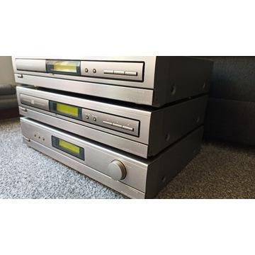 Zestaw Stereo Denon DRA-210 / DCD-210 / DR-210