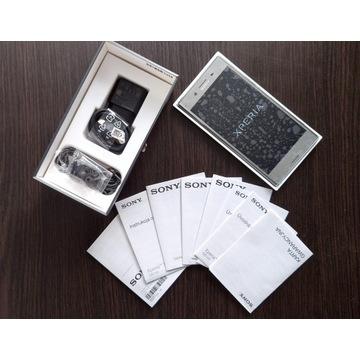 Sony XPERIA XZ Premium dual sim 4/64 srebrny NOWY