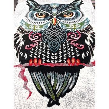Dywan Kolibri 120x170 Sowa