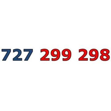 727 299 298 ŁATWY ZŁOTY NUMER STARTER