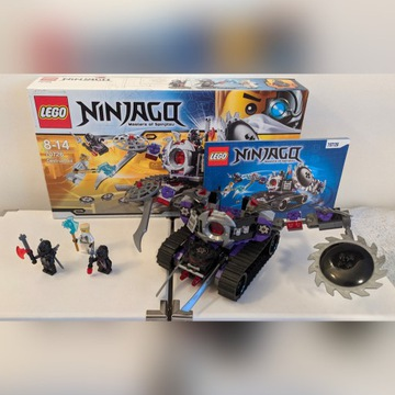 LEGO Ninjago 70726 Destruktor Niszczyciel