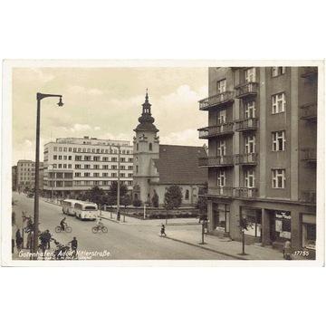 Gdynia, Gotenhafen, Adolf Hitlerstrasse