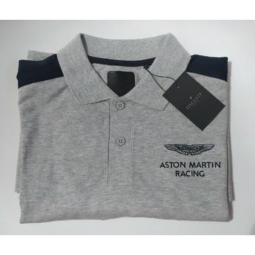 Koszulka polo Aston Martin Racing Hackett London M