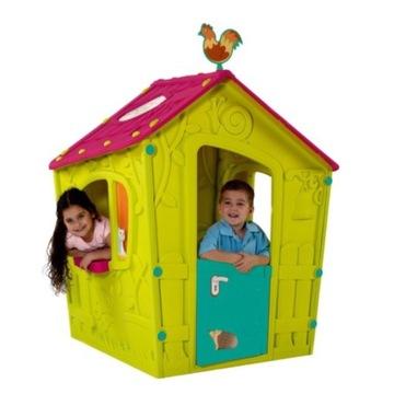 Domek ogrodowy dla dzieci Keter Magic Playhouse