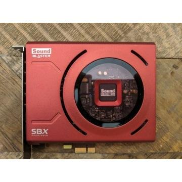Karta dźwiękowa Sound Blaster Z / PCI-E / SB1500