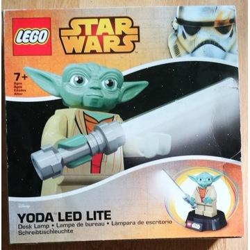 LEGO LED LAMPKA LATARKA STAR WARS FIGURKA YODA