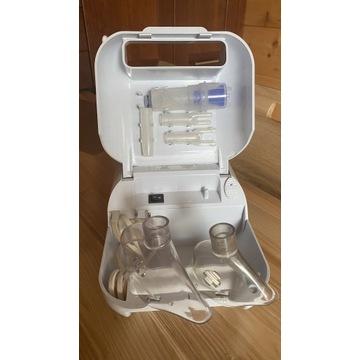 Inhalator kompresorowy tłokowy