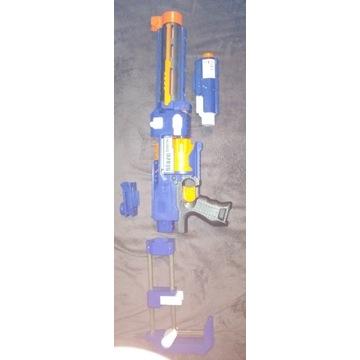 (nerf) blazestorm automatyczny +15 strzałek