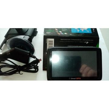 Nawigacja GPS Smatr SG720