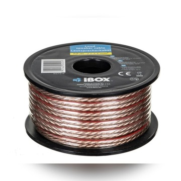 Kabel IBOX IKG1510 (10m) kabel głośnikowy