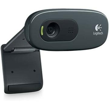 Kamera kamerka internetowa HD Logitech PC V-U0018