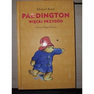 Michael Bond - Paddington Wiecej przygód.