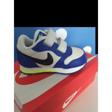 Buty sportowe dziecięce Nike rozmiar 21