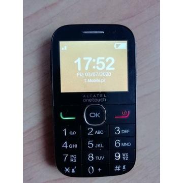 Alcatel 2004C Telefon komórkowy dla seniora