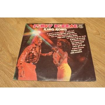 Funky Reggae King Kong LP