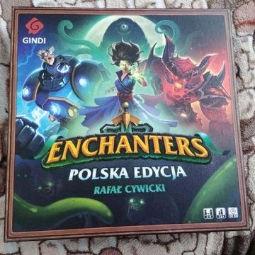 Enchanters - zaklinacze - edycja kickstarter gra