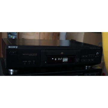 SONY CDP XE 330 solidny CD optical+pilot