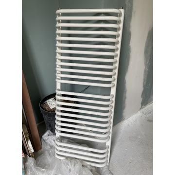 Grzejnik łazienkowy biały 120/55