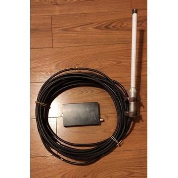 Antena dookólna + kabel H155 N 17m + ***GRATIS***