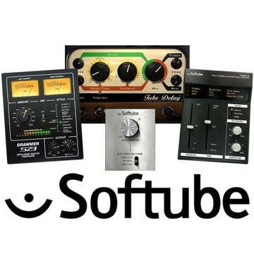 Paczka VST - Softube, AAS Session, Addictive Keys