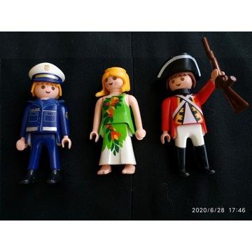 Playmobil - 3 ludziki