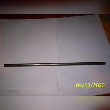 Rurka - nypel do żyrandola  M10x1 długość 350mm