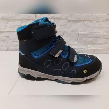 Buty chłopięce Jack Wolfskin r.37