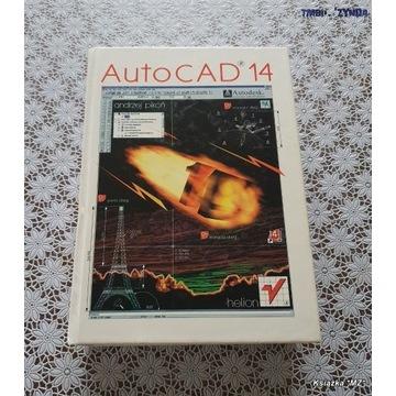 Książka AutoCAD 14 - A. Pikoń.