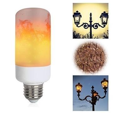 Żarówki LED emitujące żywy płomień LED FLAME LIGHT