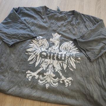 T-shirt z orłem Robert Kupisz nowy !