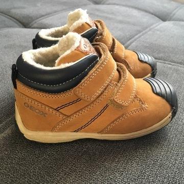 Geox, buty jesienne/ zimowe  rozm 24