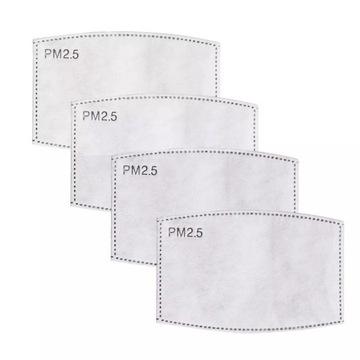 N95 PM 2.5 Filtry  do maseczki filtr do maseczek