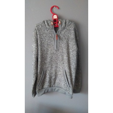 Sweter z kapturem r. 164
