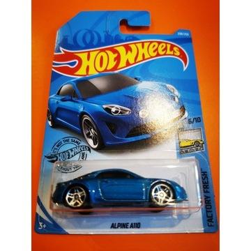 Hot Wheels Alpine A110