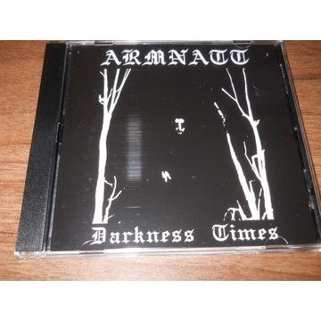 ARMNATT - Darkness Times CD