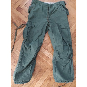 M51 , medium regular , spodnie wojskowe