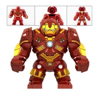 Lego Iron Man I HULKBUSTER  Figurka Marvel