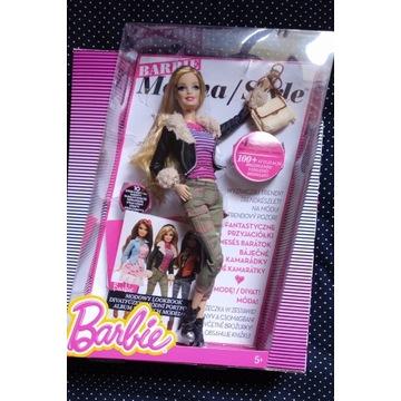 Lalka Modna Barbie Style Luxe - UNIKAT