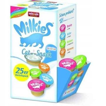 Animonda Milkies Snack dla Kota Mix Smaków