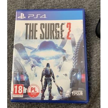The surge 2 PS4 napisy PL
