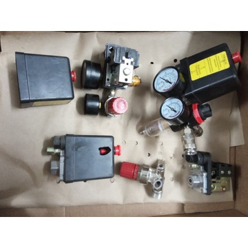 PRESOSTAT wyłącznik ciśnieniowy do kompresora 5x