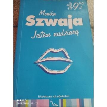 Monika Szwaja Jestem nudziarą