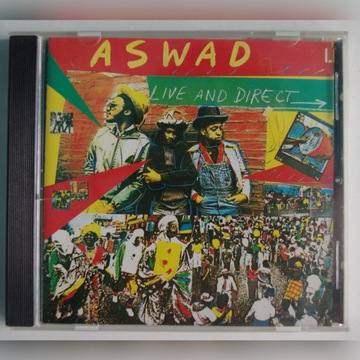 Aswad - Live and Direct CD