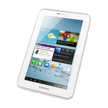 "Samsung Galaxy Tab 2 7"" bialy sprawny BDB Wwa"