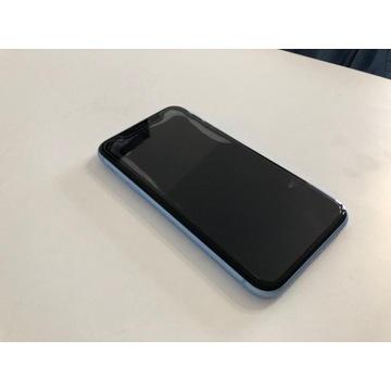 Iphone xr stan idealny 64 GB niebieski